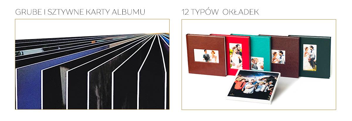 Fotoalbum 30x30cm detale